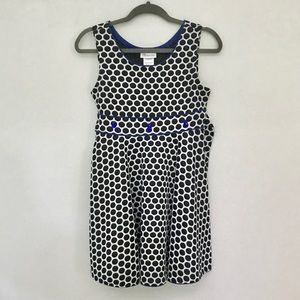 NWT Bonnie Jean Girls Patterned Dress